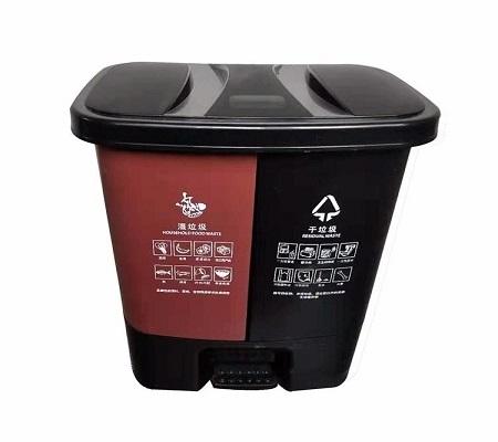 组合式分类垃圾桶